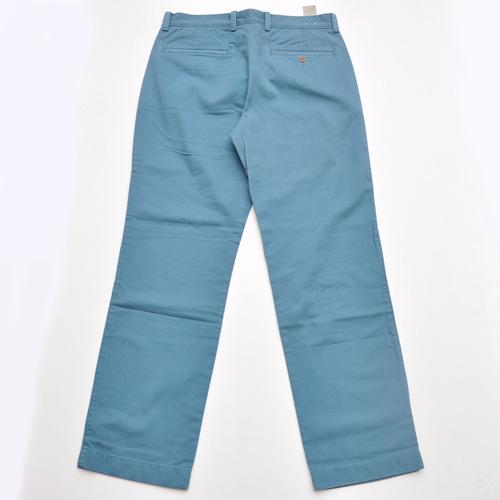 J.CREW (ジェイクルー) ビンテージカラーパンツ ブルー - 1