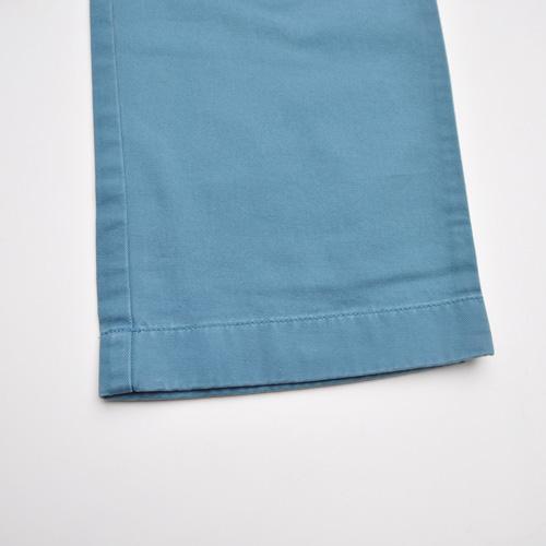 J.CREW (ジェイクルー) ビンテージカラーパンツ ブルー - 4