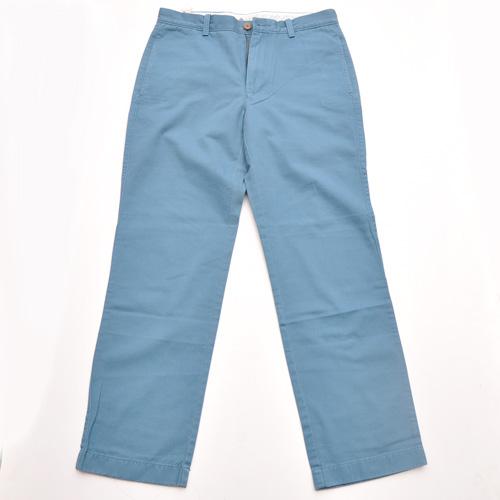 J.CREW (ジェイクルー) ビンテージカラーパンツ ブルー