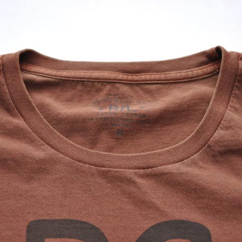 RRL/ダブルアールエル  半袖フロントロゴTシャツ - 2