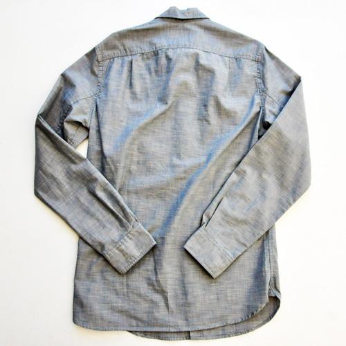J.CREW / ジェイクルー シャンブレーワークシャツ-2