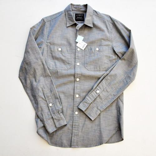 J.CREW / ジェイクルー シャンブレーワークシャツ