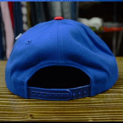 OBEY (オベイ) スナップバック ブルー - 1
