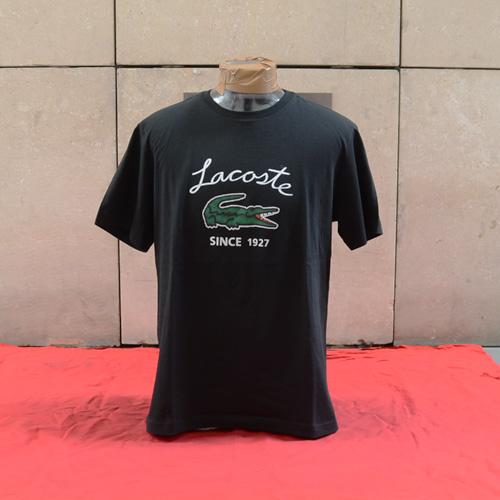 LACOSTE (ラコステ) 半袖Tシャツ ブラック