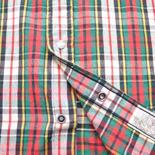 RRL/ダブルアールエル ロングスリーブチェックシャツ - 2