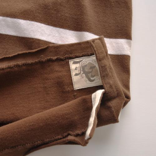 AMERICAN EAGLE (アメリカンイーグル) ポロシャツ ブラウン - 2