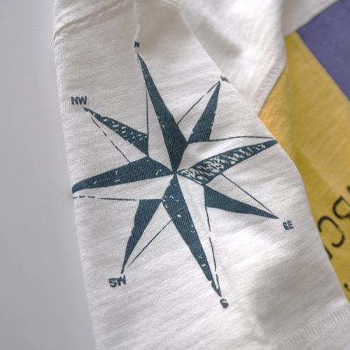 DESIGUAL (デジグアル) 半袖Tシャツ ホワイト - 2