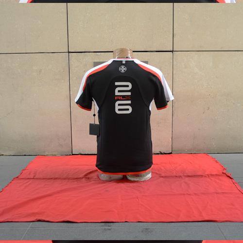 RALPH LAUREN RLX (アールエルエックス)半袖サイクリングTシャツ-3