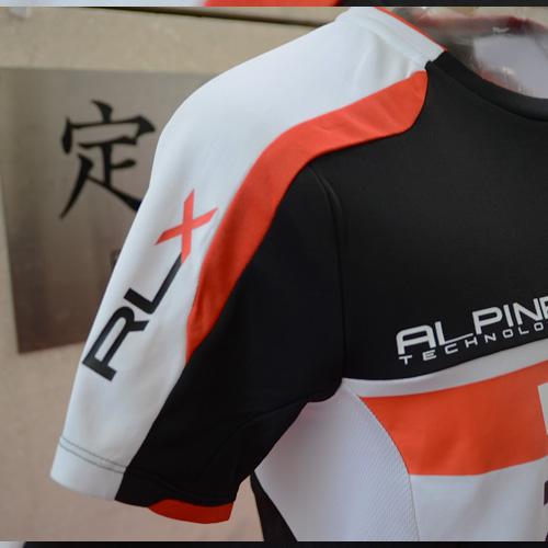 RALPH LAUREN RLX (アールエルエックス)半袖サイクリングTシャツ-6