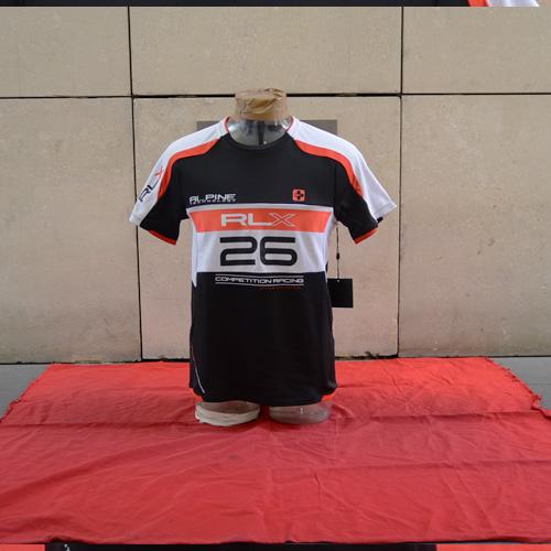 RALPH LAUREN RLX (アールエルエックス)半袖サイクリングTシャツ