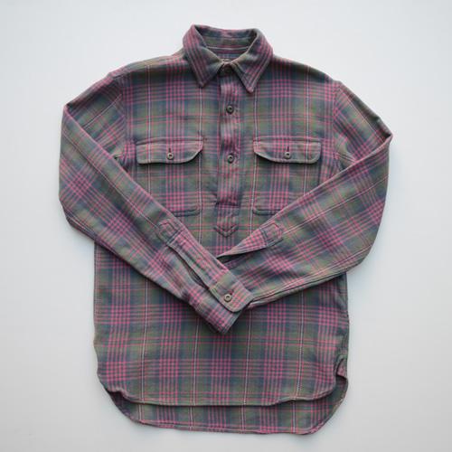 RRL (ダブルアールエル) プルオーバーネルシャツ