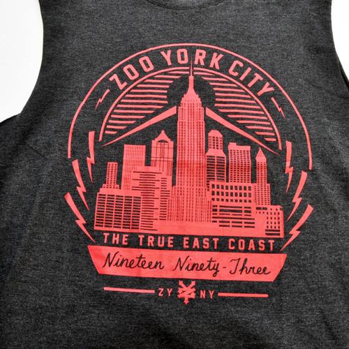 ZOO YORK / ズーヨーク ZOO YORK CITY ノースリーブ-3
