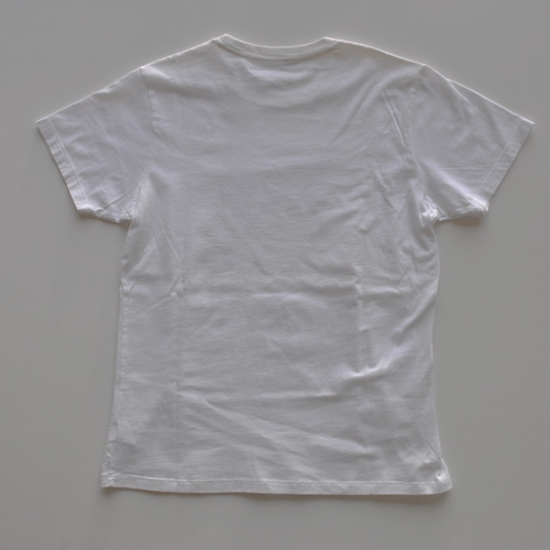 BANANA REPUBLIC (バナナリパブリック) 半袖Tシャツオフ ホワイト - 1
