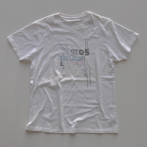 BANANA REPUBLIC (バナナリパブリック) 半袖Tシャツオフ ホワイト