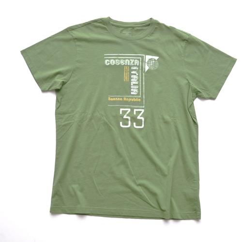 BANANA REPUBRIC(バナナリパブリック) 半袖Tシャツ グリーン