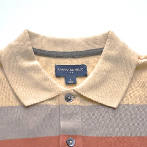 BANANA REPUBLIC (バナナリパブリック)  半袖ポロシャツ - 2