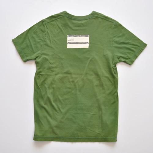 OLD NAVY (オールドネイビー) 半袖Tシャツ グリーン-2