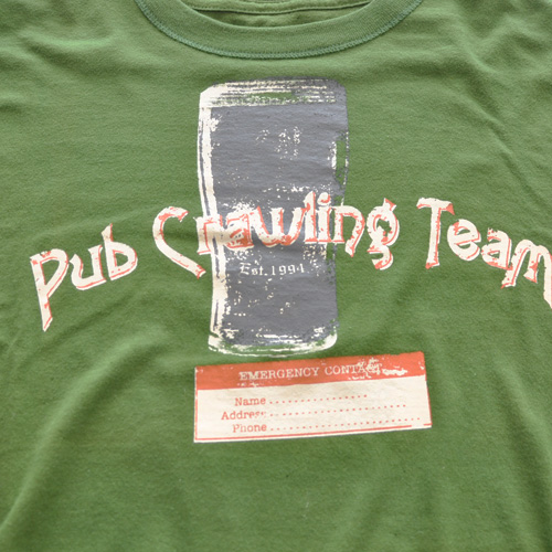 OLD NAVY (オールドネイビー) 半袖Tシャツ グリーン - 2
