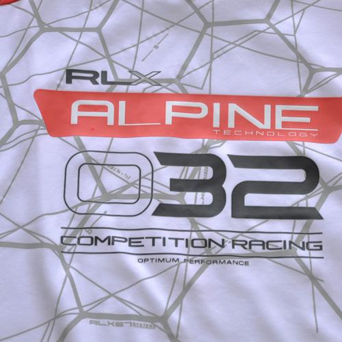 RALPH LAUREN RLX (ラルフローレン アールエルエックス)半袖サイクリングTシャツ 2-4