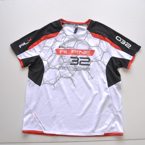 RALPH LAUREN RLX (ラルフローレン アールエルエックス)半袖サイクリングTシャツ 2