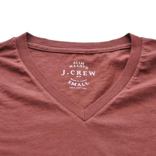 J.CREW /ジェイクルー  半袖VネックTシャツ - 2