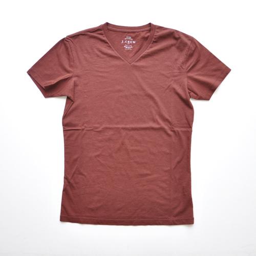 J.CREW /ジェイクルー  半袖VネックTシャツ
