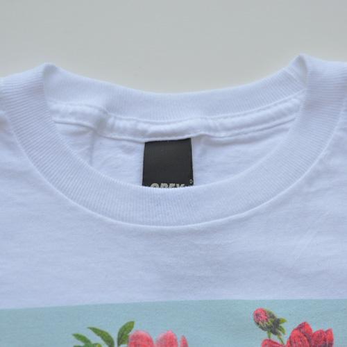 OBEY (オベイ) フロントプリント半袖Tシャツ ホワイト - 2