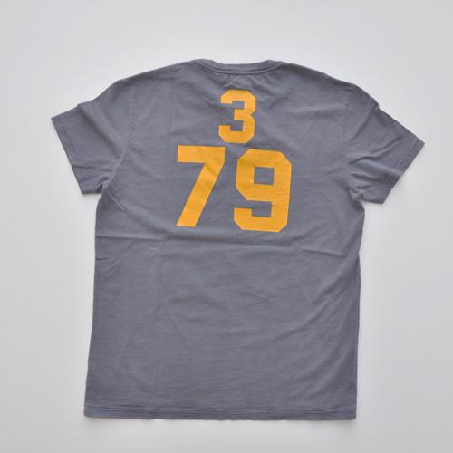 RRL (ダブルアールエル) ナンバリングビンテージTシャツ ネイビー - 1