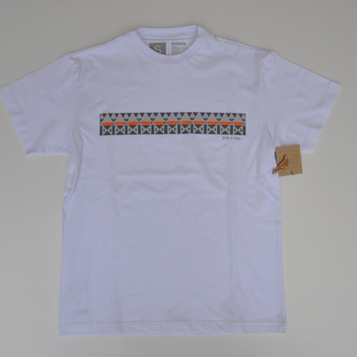 STAPLE (ステイプル) 半袖Tシャツ ホワイト