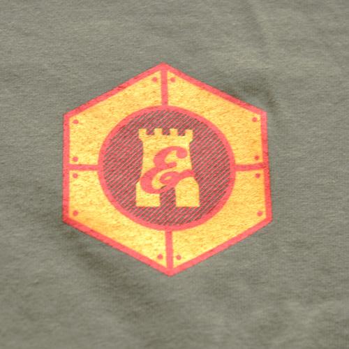 CROOKS&CASTLES /クルックス&キャッスル  半袖Tシャツ-3