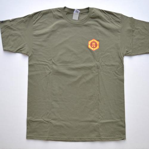 CROOKS&CASTLES (クルックス&キャッスル) 半袖Tシャツ