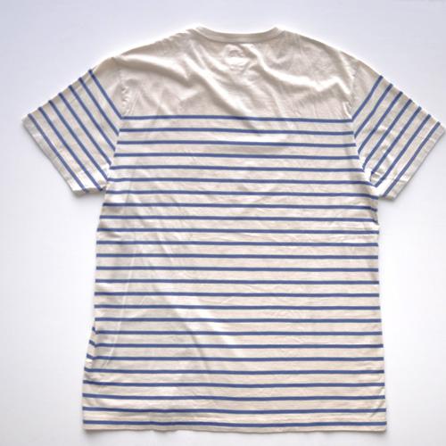 J.CREW (ジェイクルー) 半袖ポケット付ボーダーTシャツ - 1