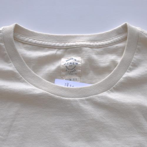 J.CREW (ジェイクルー) 半袖ポケット付ボーダーTシャツ - 2