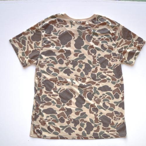 OBEY(オベイ)半袖Tシャツ カモフラージュ-2