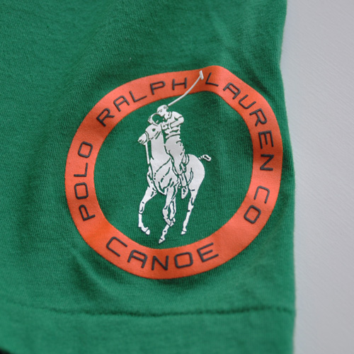 POLO RALPH LAUREN (ポロ ラルフローレン)半袖Tシャツ グリーン - 3