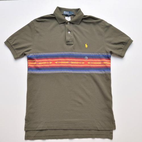POLO RALPH LAUREN (ポロラルフローレン) 半袖ポロシャツ 2カラー - 1