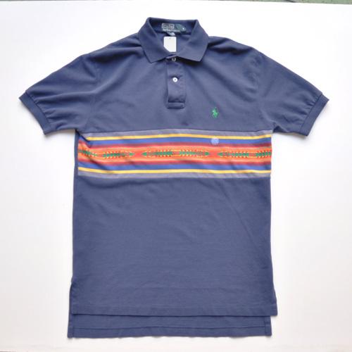 POLO RALPH LAUREN (ポロラルフローレン) 半袖ポロシャツ 2カラー