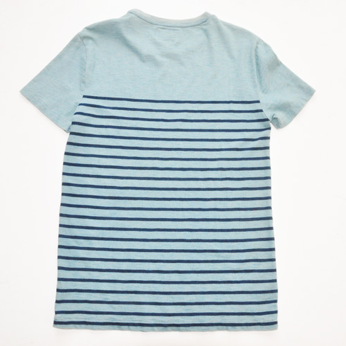 POLO RALPH LAUREN / ポロラルローレン ボーダーマリングラフィックTシャツ - 1