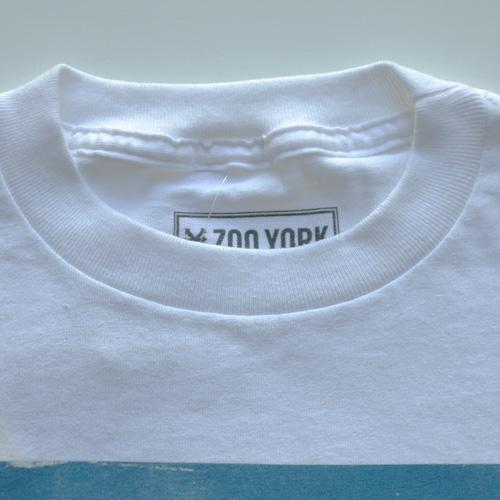 ZOO YORK (ズーヨーク) フロントプリント半袖Tシャツ - 2