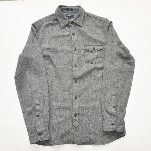 J.CREW JEANS/ジェイ・クルージーンズ ツイード柄ロングスリーブシャツ