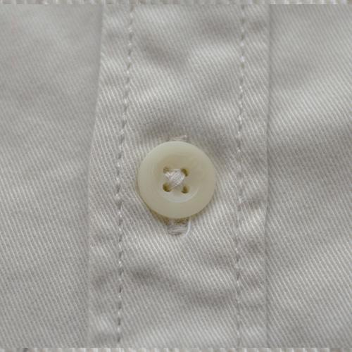 ロングスリーブミリタリーワークシャツ - 3
