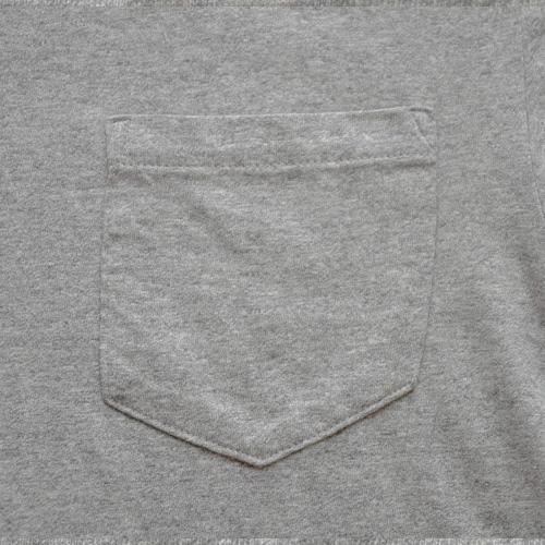 RRL (ダブルアールエル) 無地フロントポケット付きTシャツ 2カラー - 2