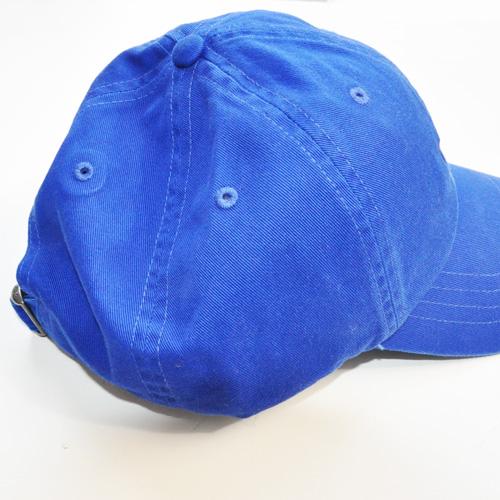 POLO RALPH LAUREN / ポロラルローレン 1ポイントポニーコットンキャップ ブルー - 3