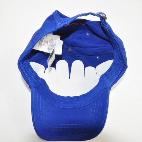 POLO RALPH LAUREN / ポロラルローレン 1ポイントポニーコットンキャップ ブルー - 5