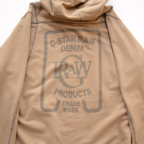 G-STAR raw/ジースター ミリタリージップアップパーカ - 3