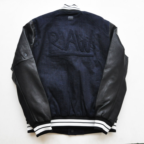 G-STAR RAW / ジースターロウ/  Batt Us Sports Pl Bomber jacket-2