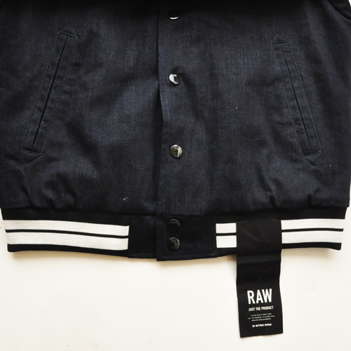 G-STAR RAW / ジースターロウ/  Batt Us Sports Pl Bomber jacket-5