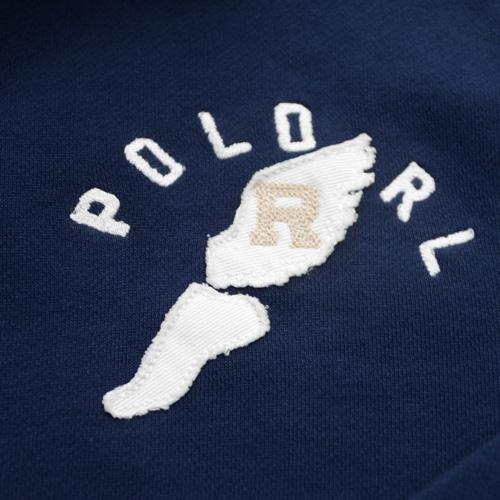 POLO RALPHLAUREN/ポロラルフローレン ハーフジップスウェット - 3