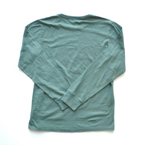 RRL/ダブルアールエル  フロントロゴロングスリーブTシャツ - 1