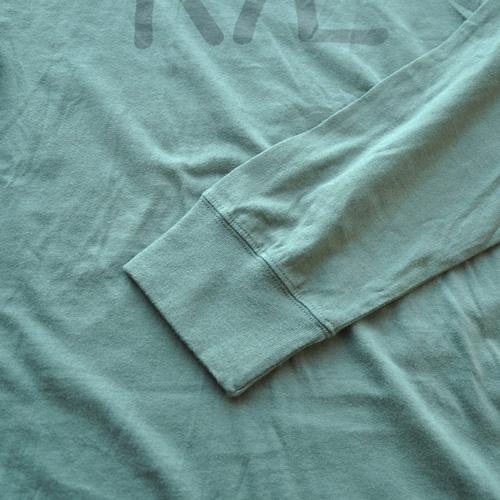 RRL/ダブルアールエル  フロントロゴロングスリーブTシャツ - 2